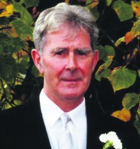 The late Denis McInerney