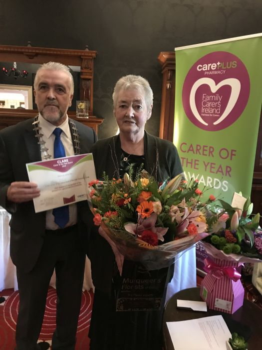 Clare Carer of the Year