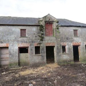 Preliminary work begins for Stage II of Cuan an Chláir Houses – Old Farm Buildings at Cahercalla
