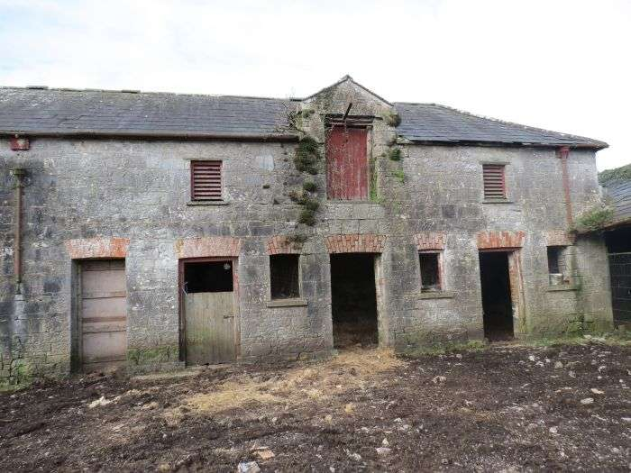 Preliminary work begins for Stage II of Cuan an Chláir Houses - Old Farm Buildings at Cahercalla