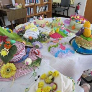 Clarecastle Day Care Centre, Easter Bonnetts
