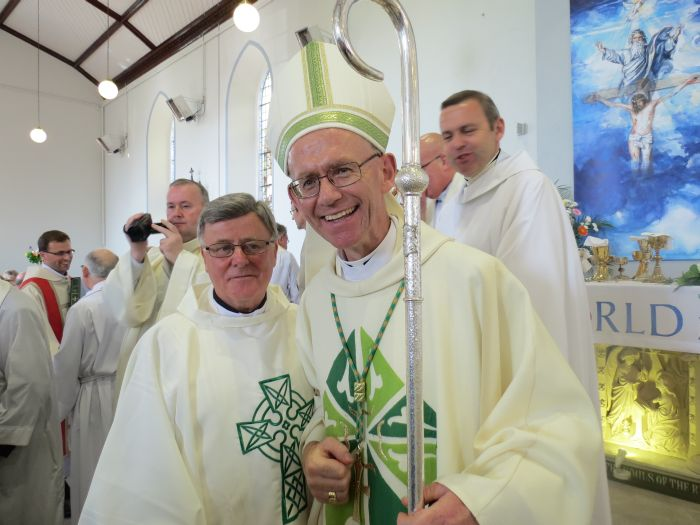 Ordination to the Priesthood of Martin Shanahan, St. Mary's Church, Mullagh