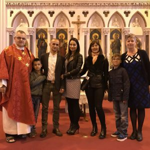 Magda Schmidt Christian Initiation Completed