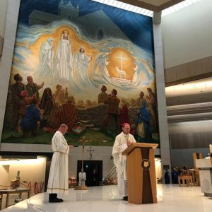 Killaloe Diocese Annual Pilgrimage to Knock Shrine