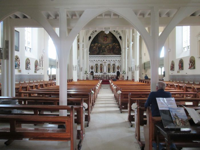 Cathedral Re-Opens