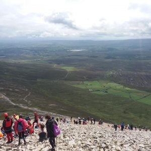 Reek Sunday Pilgrimage to Croagh Patrick