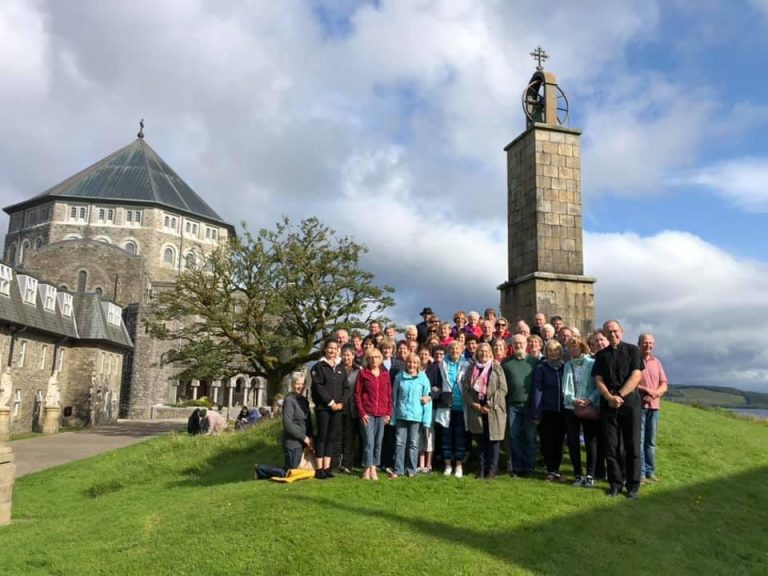 Pilgrimage to Lough Derg, August 2019