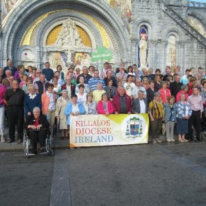 Autumn Pilgrimage to Lourdes