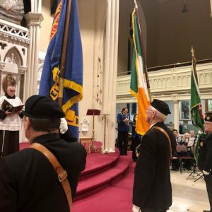 Annual Armistice Day Ecumenical Commemoration  Service in Cathedral