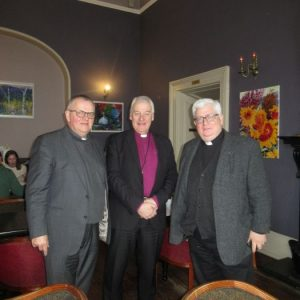 Pastoral Visit of the Archbishop of Dublin