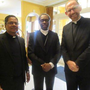 Visit of Papal Nuncio, Archbishop Jude Thaddeus Okolo