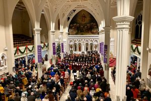 Annual Ecumenical Carol Service