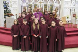 Ennis Cathedral Junior Choir