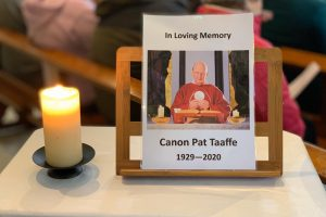 The Funeral of Canon Pat Taaffe
