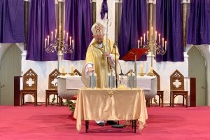 Chrism Mass 9th April 2020