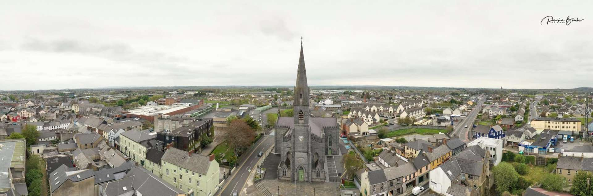 A View of Ennis - Paschal Brooks Cameraman 086 2588565