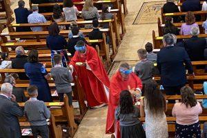 Ennis National School Confirmation Ceremonies