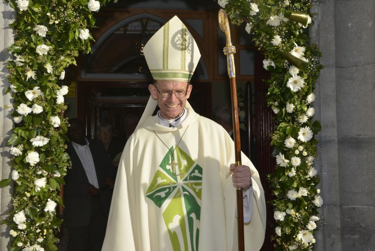 Bishop Fintan's Fourth Anniversary as Bishop of Killaloe