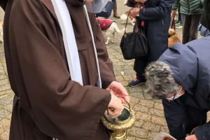 Blessing of Animals on the Feast of St. Francis