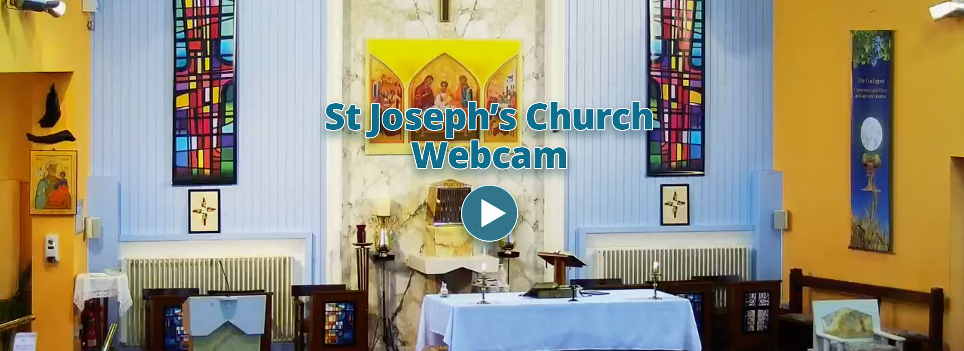View St. Joseph's Church Webcam