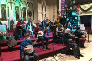 Concert in the Cathedral for Nursing Home Staff and Residents