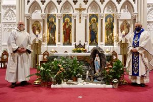 Novena to Our Lady of Lourdes 3rd to 11th February 2021