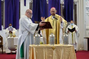 Mass of the Chrism 2021