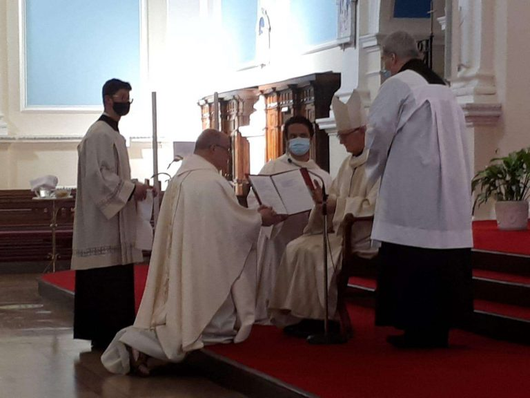 The Ordination of Fr. Damian Casey O.F.M.