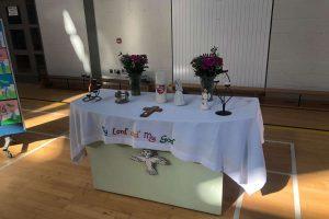 Ennis National School First Penance with Fr. Tom Ryan & Fr. Joy, 23rd June 2021