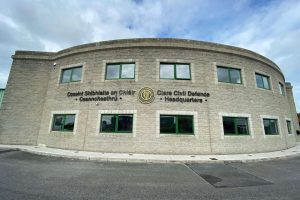 Blessing & Opening of Clare Civil Defence Headquarters