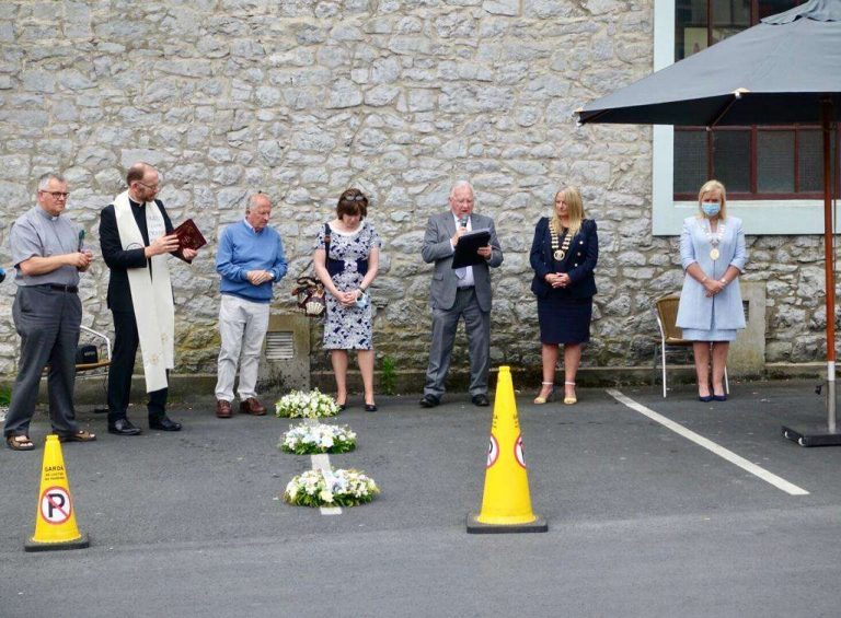 Memorial Mass and Plaque Unveiling for Patrick Morrissey