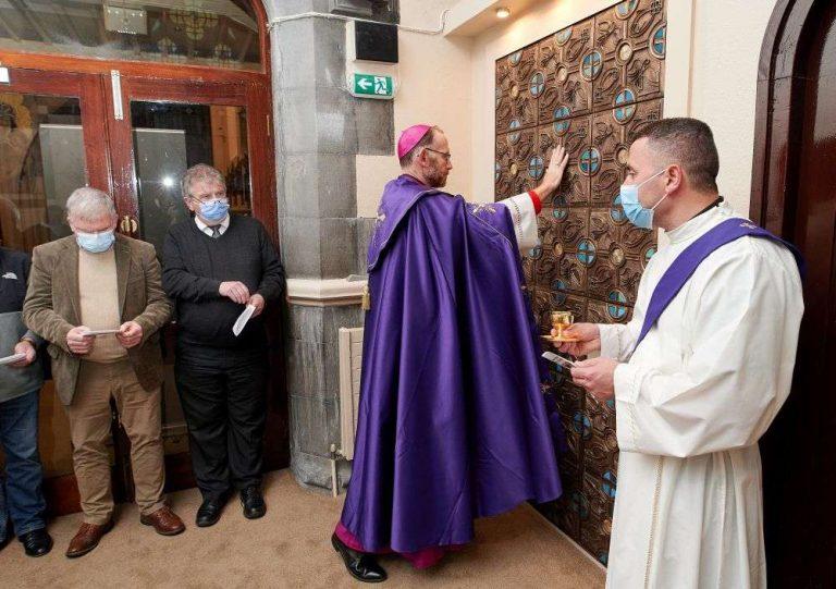 Consecration of our Columbarium 21st October 2021